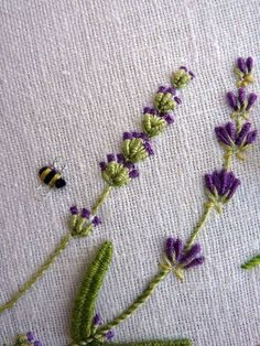 Embroidery Stitches Tutorial, Learn Embroidery, Silk Ribbon Embroidery, Hand Embroidery Designs, Embroidery Thread, Embroidery Patterns, Embroidery Supplies, Flower Embroidery, Embroidery Techniques