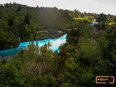 Huka Falls near Taup