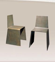 Scott Burton Chair - Nasher Sculpture Center - Object