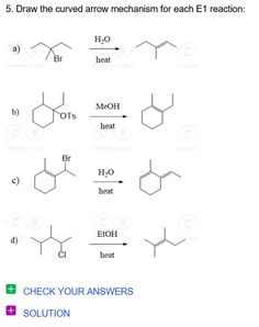 These practice problems cover the rate law, curved-arrow mechanism, rearrangements, predicting the products and starting materials of reactions. Chemistry Lecture, Chemistry Lessons, Organic Synthesis, Curved Arrow, Organic Chemistry, How To Know, Problem Solving, Studying, Uni