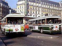"""Résultat de recherche d'images pour """"bus parisien"""""""