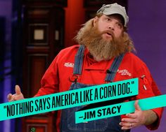 Jim Stacy Interview - Jim Stacy Deep Fried Masters Interview - Esquire