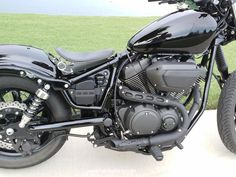 Click To Enlarge Yamaha Bolt Custom Bobber Motorcycles Bike Wheel