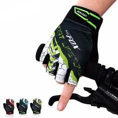 MTB Cycling Half Finger Gloves