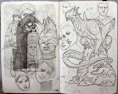 sketchsketch by janaschi.deviantart.com on @deviantART