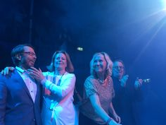 ABBA on stage 2016
