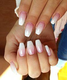 BABY BOOMER #crystalnails #gel #gelnails #nail #nails #nailstagram #nailsofinstagram #notpolish #manicure #artnails #fashionnails #nailart #nailswag #instanails #nailporn #nokti #ombrenails #ombre #babyboomer #simplenails #neutralnails #whitenails