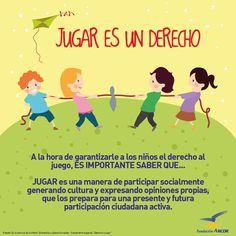 Jugar es también una manera de participar socialmente.