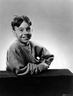 "Carl ""Alfalfa"" Switzer - 1937"