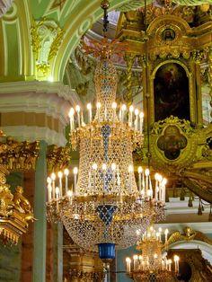 Russia. Church