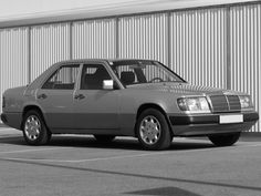 Mercedes W124 - 20 Years after his birth, a timeless classic