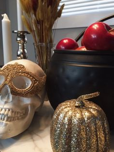 Ready For Halloween on Bunny and Moon By Orlandice Pumpkin Spice Latte, Bunny, Moon, Vase, Halloween, House Styles, Home Decor, The Moon, Decoration Home