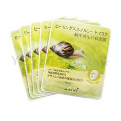Healing Snail 3D Sheet Mask from #YesStyle <3 Missha YesStyle.com