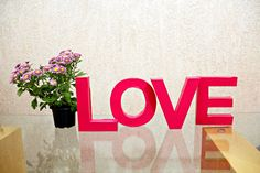DIY: Letras 3D para decorar casa, aniversários, chás, casamentos ou noiv...