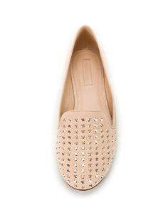 STUDDED SLIPPER - Shoes - Woman - ZARA United States