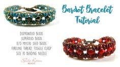 Bardot Bracelet Tutorial - SuperDuos