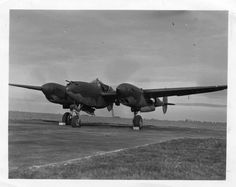From the archives of the 20th Fighter Historical Group: P-38H-5-LO 42-67067 on the flight line at KC late 1943. She was eventually coded MC-H and assigned to Lt Tom Hanzo in the 79th FS. Probably the most evocative picture I've seen of a 20th FG P-38. (photo credit 20th FG Association)