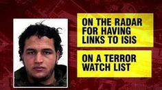 Sources: Berlin Attack Suspect Was on U.S. Terror Watch List