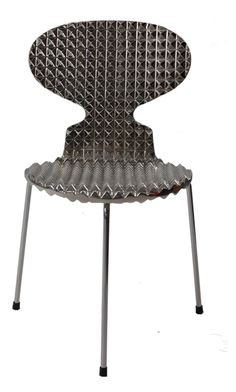 §The Big Chair Project: Burberry Studded Chair by Christopher Bailey