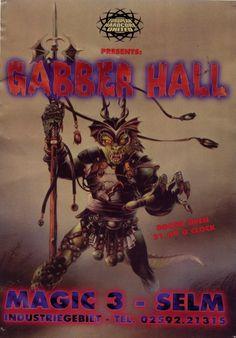 Gabber Hall #music #gabber #hardcore #gabber_od_ua