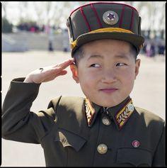 Watanabe_Hiroshi_BoySoldierArmyDayPyongyangNorthKorea_IdeologyinParadise_2007