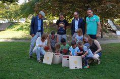 Lebenshilfe-Kindergarten: Zwei Mathe-Kisten gewonnen