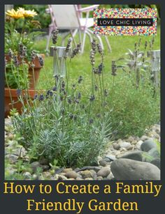 Top ideas for creating a garden the whole family will love