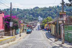 Mountain Town - El Salvador