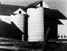 Rickinmar — New Milford Connecticut. 1941. Edward Weston took...