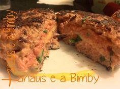 Hambúrguer Recheado - A Dieta dos 31 dias com a Bimby - myTaste.pt