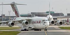 Qatar Airways Boeing C-17 Globemaster