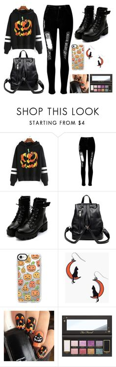 """""""31"""" by thisisalle on Polyvore featuring WithChic and Casetify"""