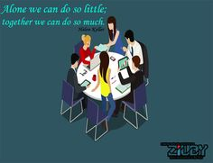 Togetherness is Must..By ziuby