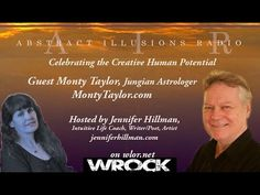 Abstract Illusions Radio with Jungian Astrologer Monty Taylor