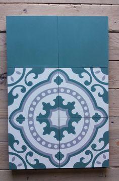 Wie wäre es mit grün? Cement Tiles, Bespoke, Kids Rugs, Design, Home Decor, Steel, Colors, Taylormade, Decoration Home