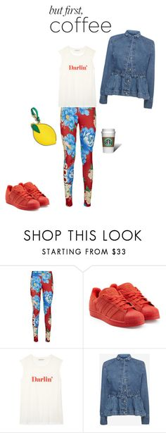 """""""Morning Joe"""" by klynnmorton ❤ liked on Polyvore featuring adidas Originals, Rebecca Minkoff, Alexander McQueen and J.Crew"""