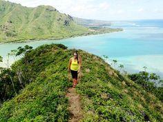 Kahana Ridge Hike #hawaii #hiking #Zimmermanngoesto