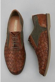 The Best Men's Shoes And Footwear : Hawkings McGill Woven Ox.- The Best Men's Shoes And Footwear : Hawkings McGill Woven Oxford… – Fashion Inspire Best Shoes For Men, Men S Shoes, Sharp Dressed Man, Well Dressed Men, Club Of Gents, Men Dress, Dress Shoes, Fashion Shoes, Mens Fashion