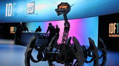 Intel's 9,000-piece 3D Printed Dancing Spiderbot Gives Michael Jackson a Run for His Money http://3dprint.com/90802/intel-spiderbot-3d-printed/
