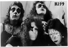 First promo in their makeup in 1973.