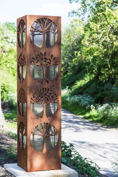 outdoor garden art 46 You are in the right place about rock Garden Art Here we offer you the most beautiful pictures about the mosaic Garden Art you are looking for. When you examine the outdoor garde Mosaic Garden Art, Metal Garden Art, Steel Sculpture, Sculpture Art, Garden Sculpture, Plasma Cnc, Metal Facade, Yard Sculptures, Steel Art