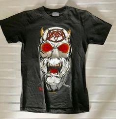 1986-87-Tour-SLAYER-T-SHIRT-80s-Thrash-Heavy-Metal-Metallica-ORIGINAL-Rare