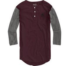 Lifty Henley T Shirt