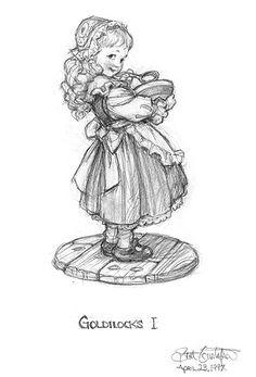 Goldilocks and the Bowl of Porridge Scott Gustafson