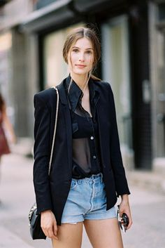 Vanessa Jackman: New York Fashion Week SS 2015....Teresa