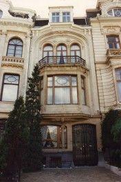 Etterbeek - Avenue de Tervueren 33 - D'OURS Franz Mansions, House Styles, Home Decor, Decoration Home, Manor Houses, Room Decor, Villas, Mansion, Home Interior Design