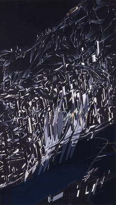 Gallery of The Creative Process of Zaha Hadid, As Revealed Through Her Paintings - 9