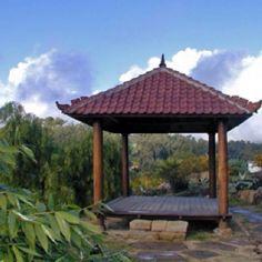 Balinese Meditation room. (Source: Sotheby's Estates)