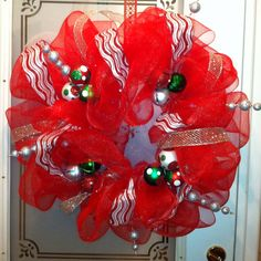 2nd wreath! Poly mesh