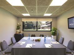 Disponemos de 9 despachos ideales para pequeñas reuniones y brainstormings